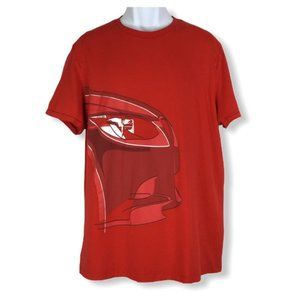 BMW M Series Red T Shirt Style 563796 XL